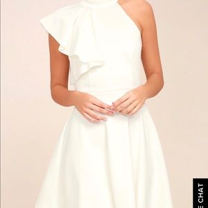 White dress any occasion